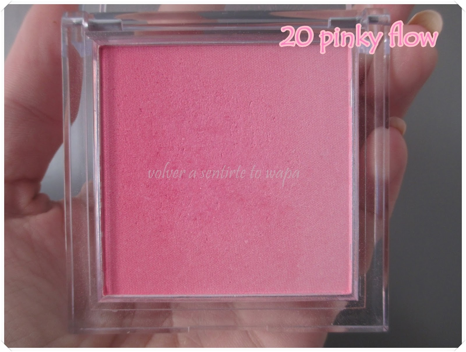 Coloretes de Essence - Blush up! - 20 pinky flow