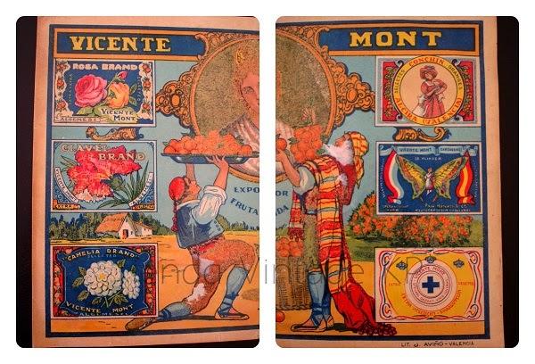 Comprar carteles vintage para decoración