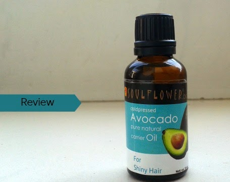 Soulflower Avocado oil review