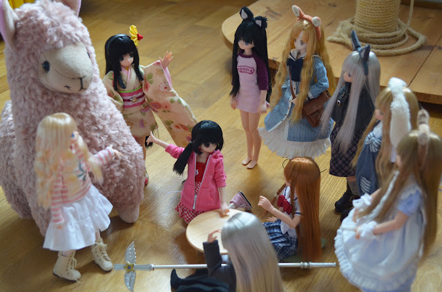 azone forest animals
