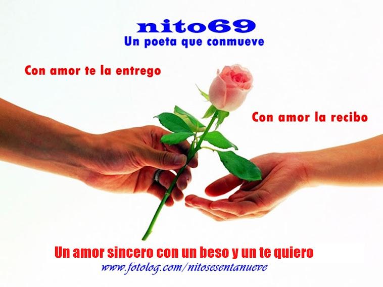 nito69 UN POETA QUE CONMUEVE