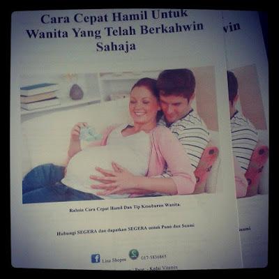 tips rancang hamil