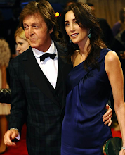 PAUL McCARTNEY Y SUS MUJERES