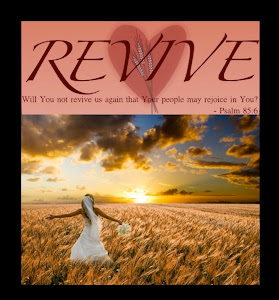 REVIVE Ministry Blog