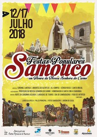 Samouco (Alcochete)- Festas Populares 2018
