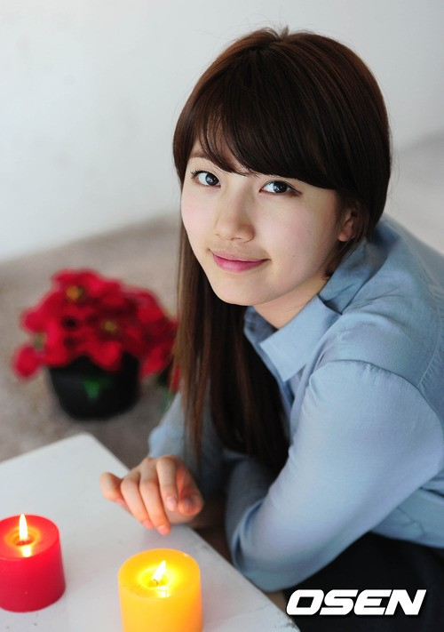 BEAUTIFUL BAE SUZY MISS A PHOTO End of 2012