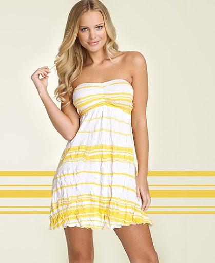 Жълт цвят - оптимистка с жизнерадостен характер