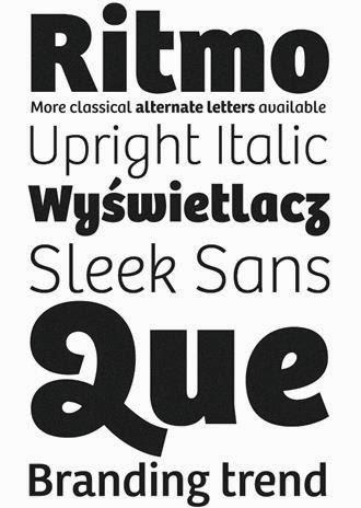 vw headline font