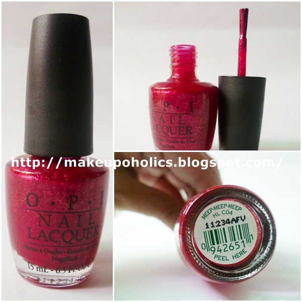 Discontinued Opi Nail Polish Colors: Review And Swatches : OPI Dynamic Duo