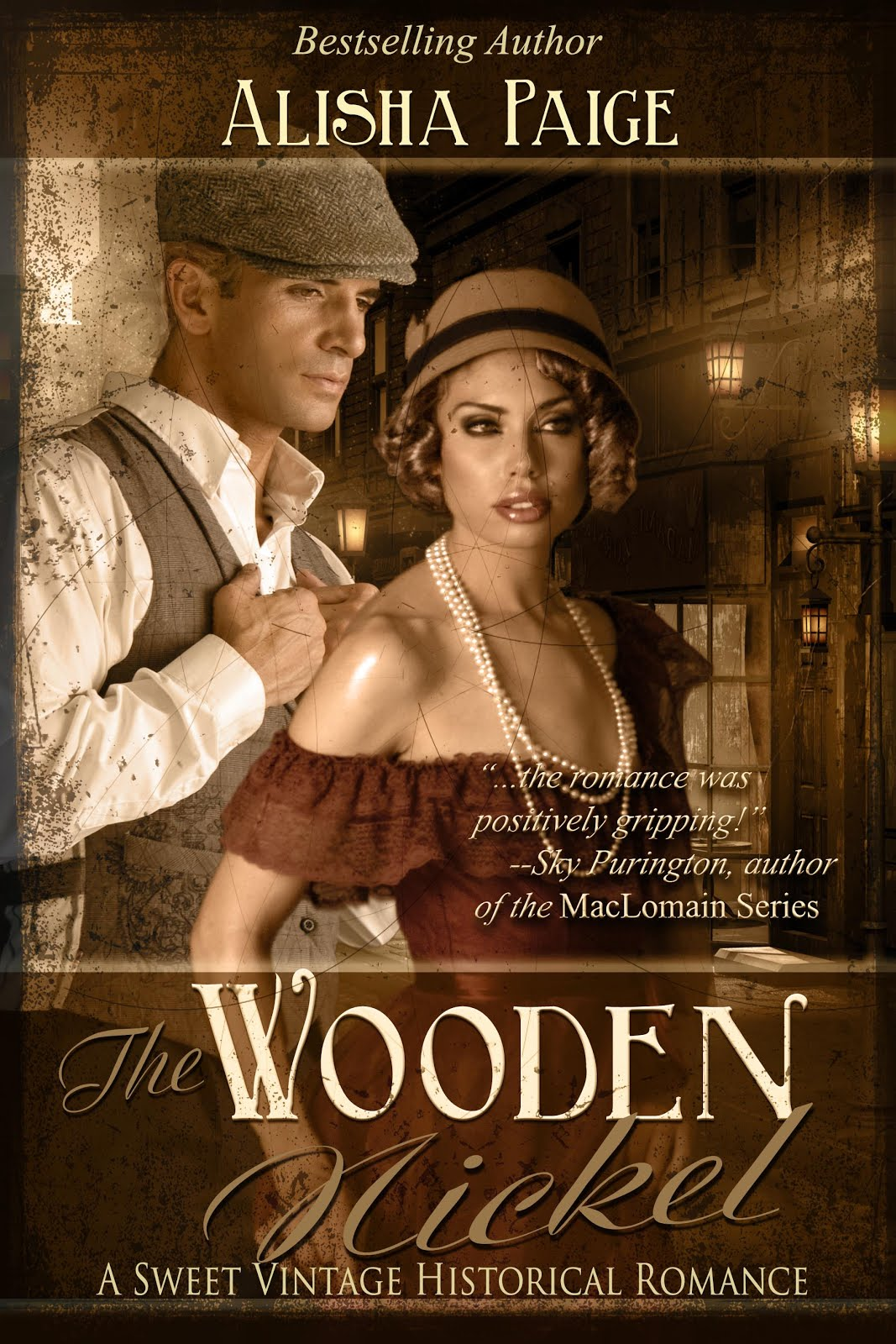 Full Length Epic Historical Romance set during The Great Depression and the Holocaust