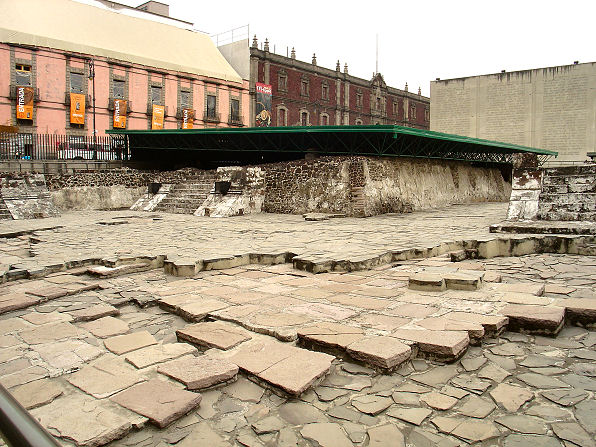 Ghost Town: The ancient glory of Tenochtitlán