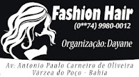 Salão Fashion Hair