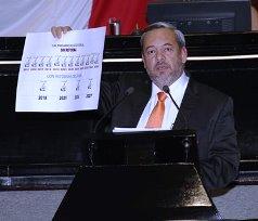 Congreso debe descongelar iniciativas de GLPAN en materia electoral: Domingo Bahena
