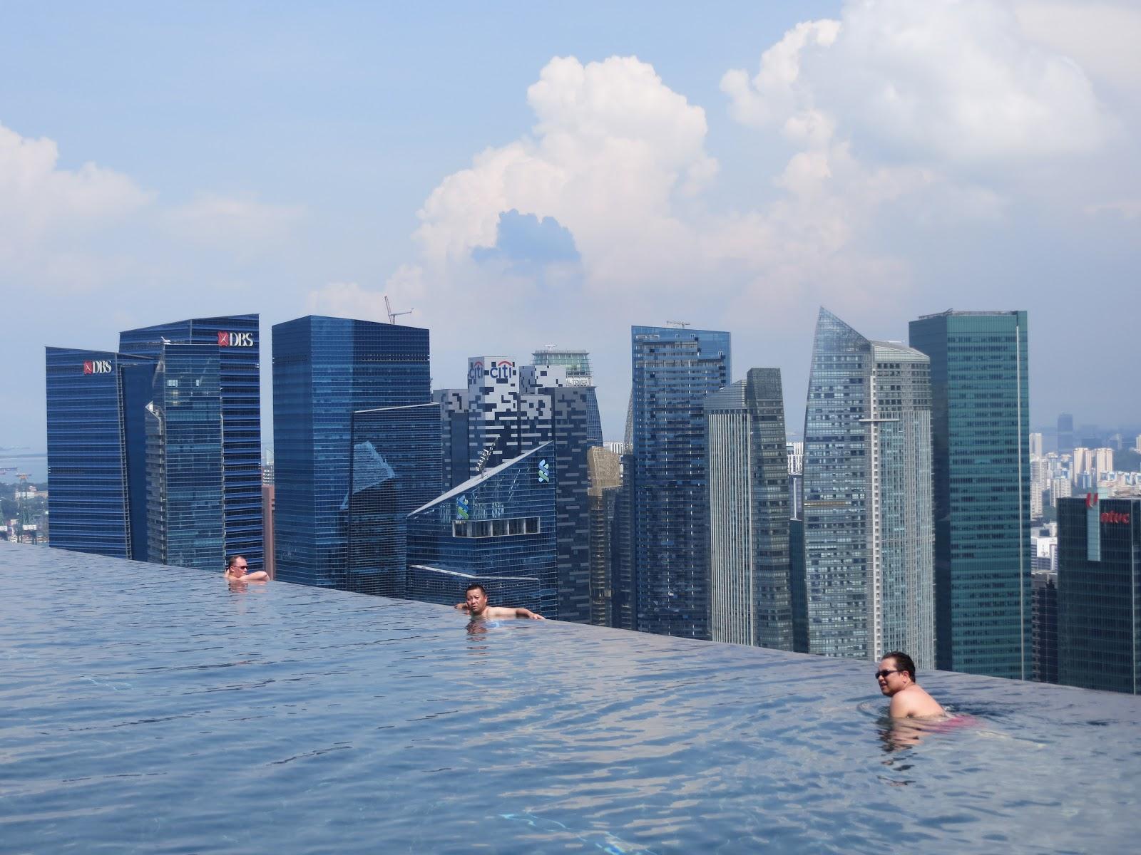 Assez Un semestre à Singapour NA52