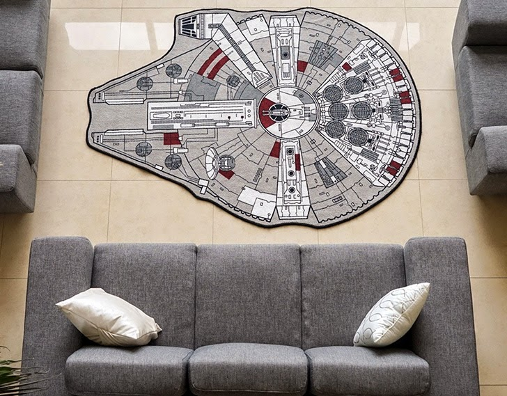 28+ Millennium Falcon Floor Plan | The Old Spaceships And