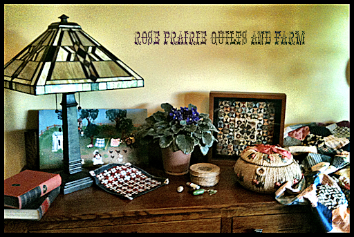 Rose Prairie Quilts and Farm
