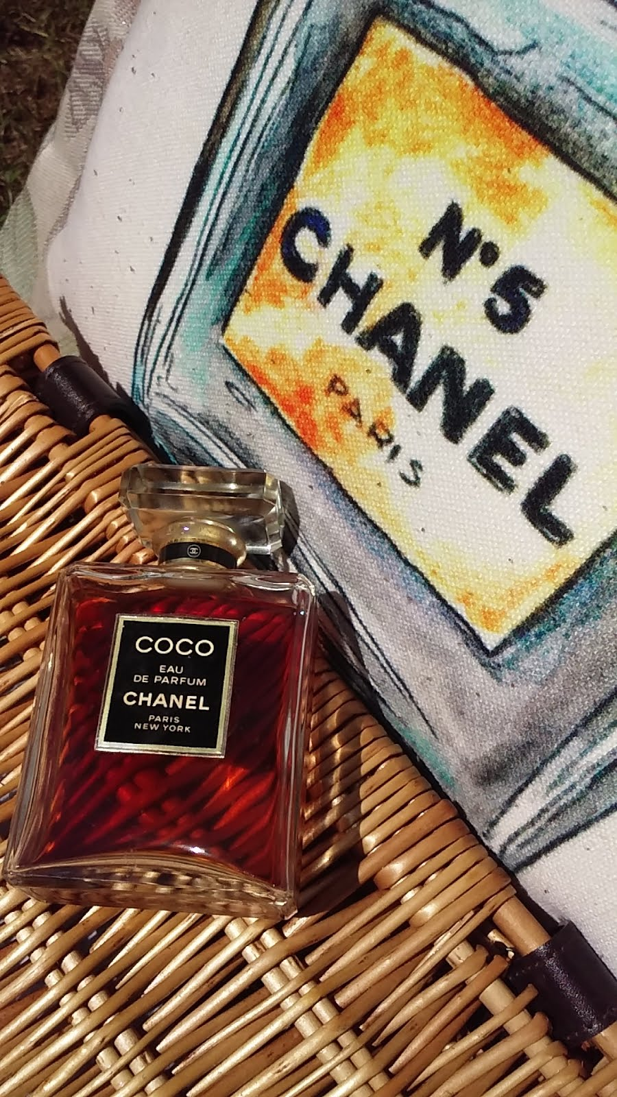 Chanel No. 5 and Coco
