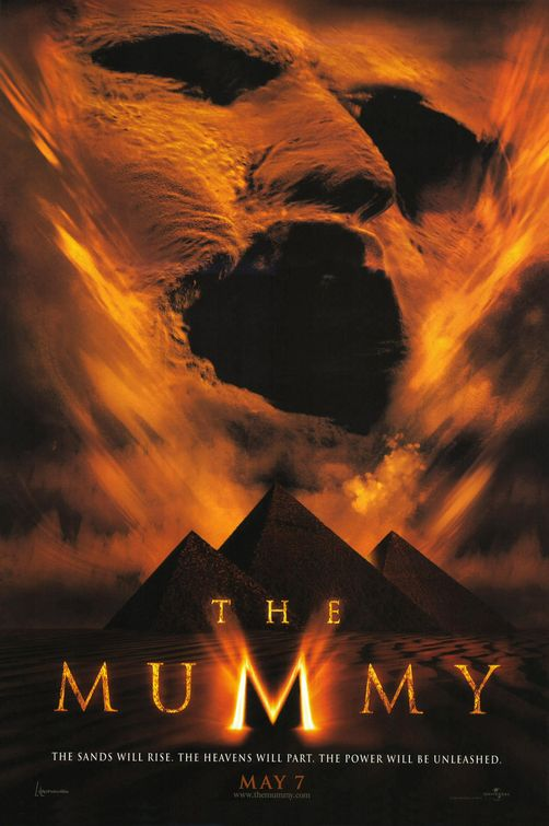 Mummy movie poster