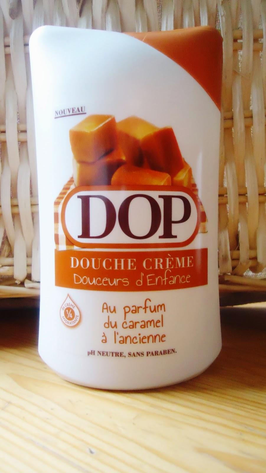 Dop gel douche crème au caramel à l'ancienne