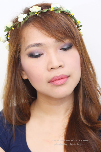Eye Make Up Tutorial for Droopy Eyes
