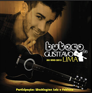 Capa do CD Gusttavo Lima – Buteco 2013