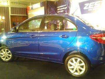 #Tata Motors launches Zest in #Bangalore