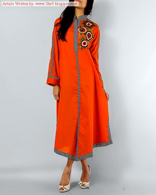 K.Eashe Winter - Fall Dress Collection 2014-2015