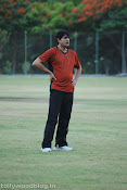 Telugu Film Personalities Practicing Cricket for CCL-thumbnail-10