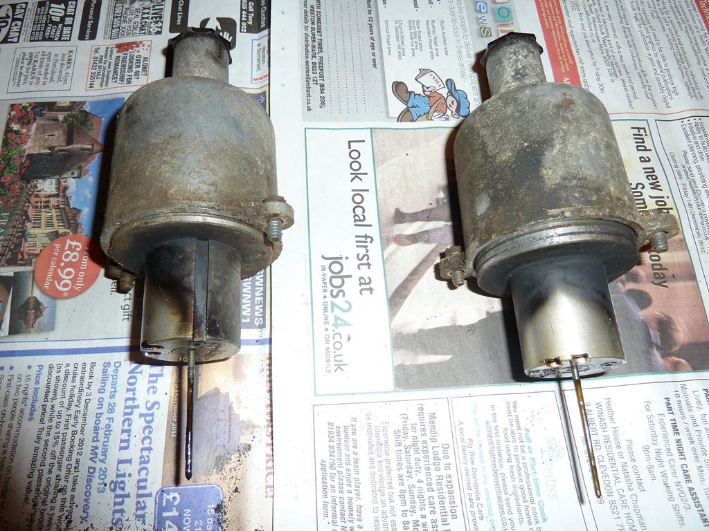 MG Midget 1965 MKII Restoration Project: Rear Brakes and Axle