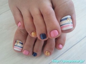 nail and art Nova moda unhas decoradas