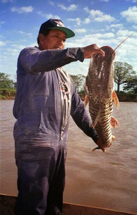 Venezuelan Fishing