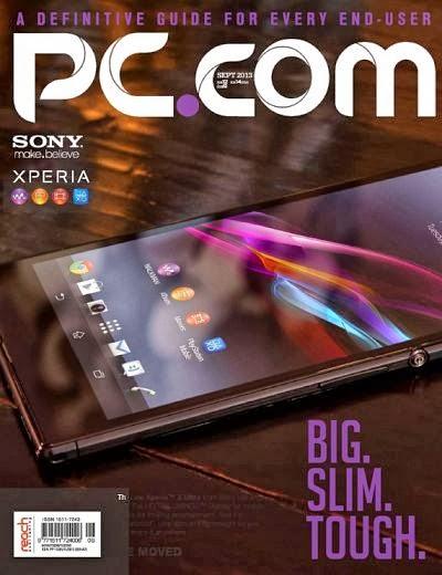 Revista PC.com Septiembre del 2013