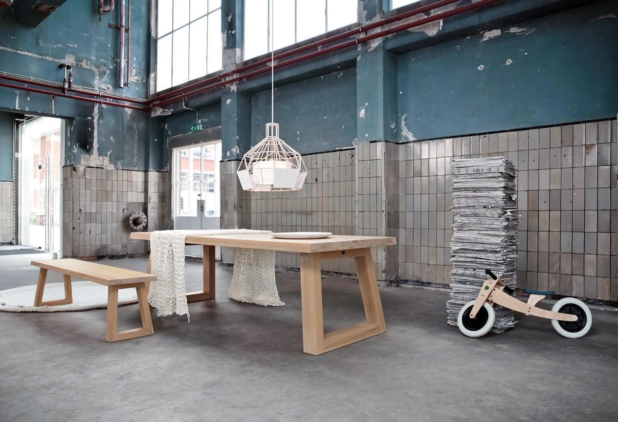Tafel Remy Meijers : Eetkamertafels.com de mooiste design tafels voor thuis