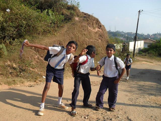 Безумные индийские дети