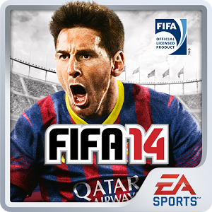 Game android FIFA 14 Apk + Data