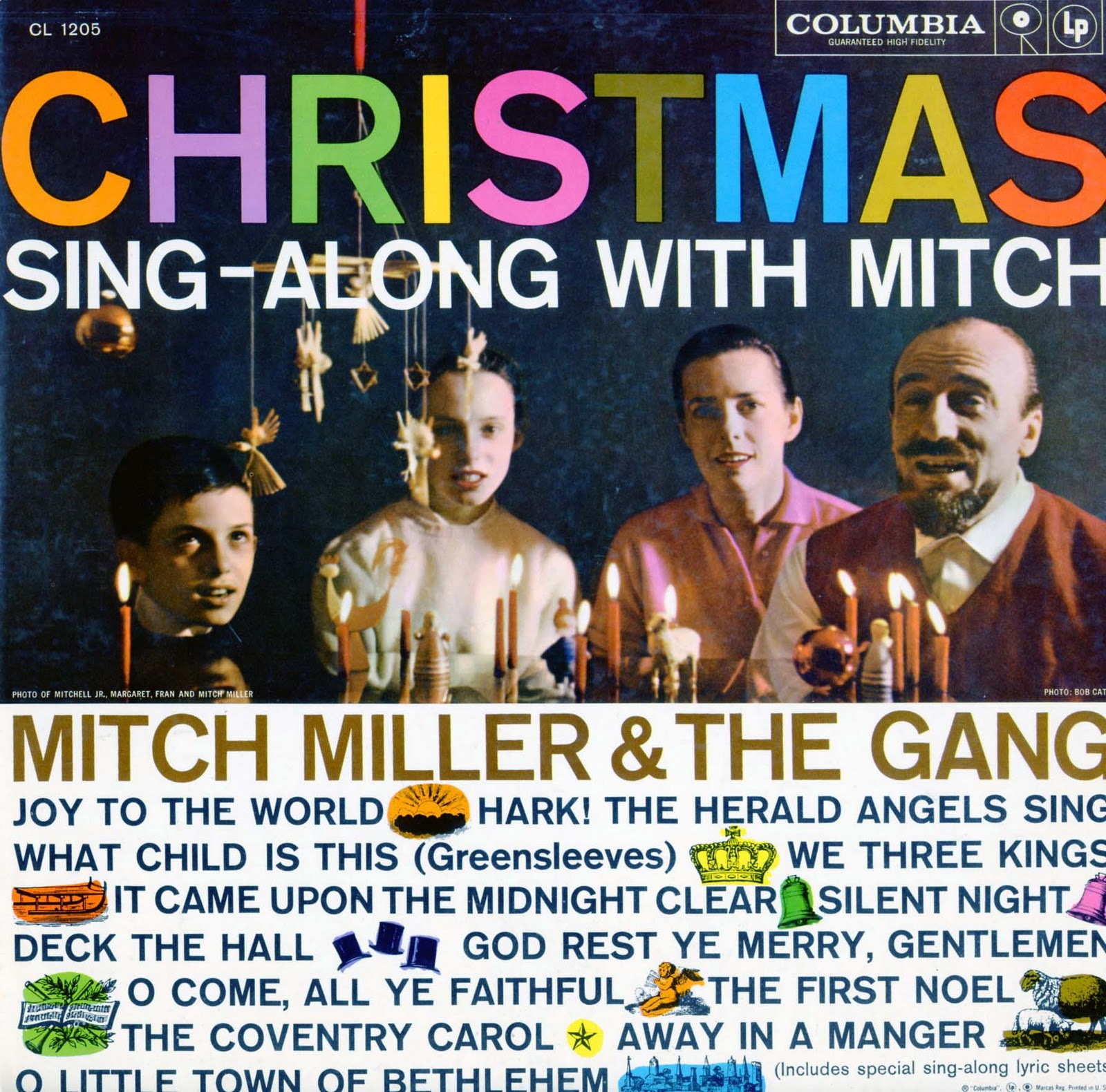 billboards best selling christmas albums of the 1960s - Best Selling Christmas Albums