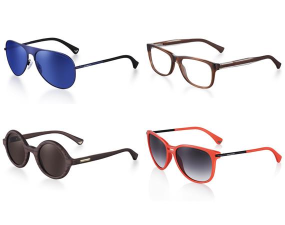 Giorgio Armani Eye Wear Spring Summer 2013 Collection