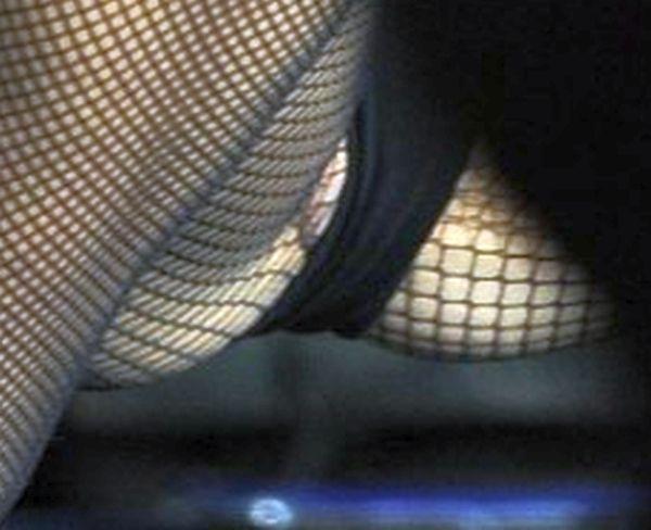 Rihanna Lip Slip