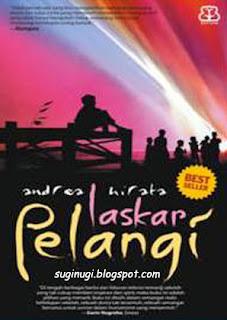 Laskar Pelangi, karya Andrea Hirata, tetralogi laskar pelangi, novel, novel laskar pelangi, ebook gratis