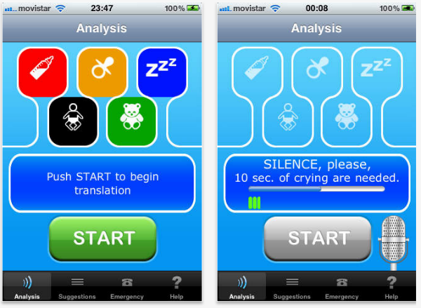 applications, andriod app, cry translator, cry, translator, download cry translator, google play