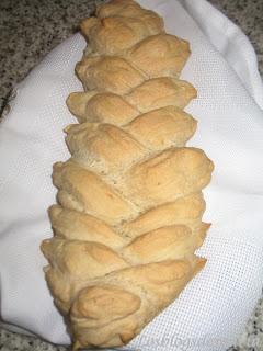 Pan de molde, espiga y mi panadería
