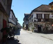 Vigan City Calle Crisologo Philippines
