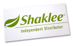 I am an independent Shaklee distributor