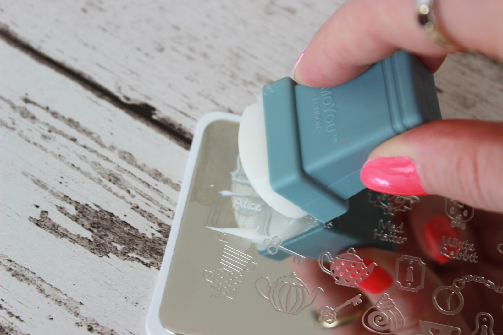 Moyou Nail Stamping Kits Review And Giveaway Tales Of A Pale