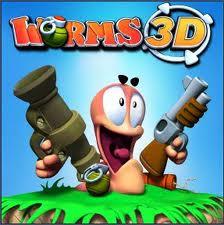 En Çok Oynanan Worms Solucan Oyunları