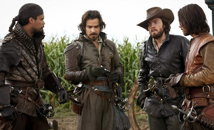 The Musketeers - Episode 2.07 - A Marriage of Inconvenience - Episode Info & Videos [UPDATED 26/2/15]