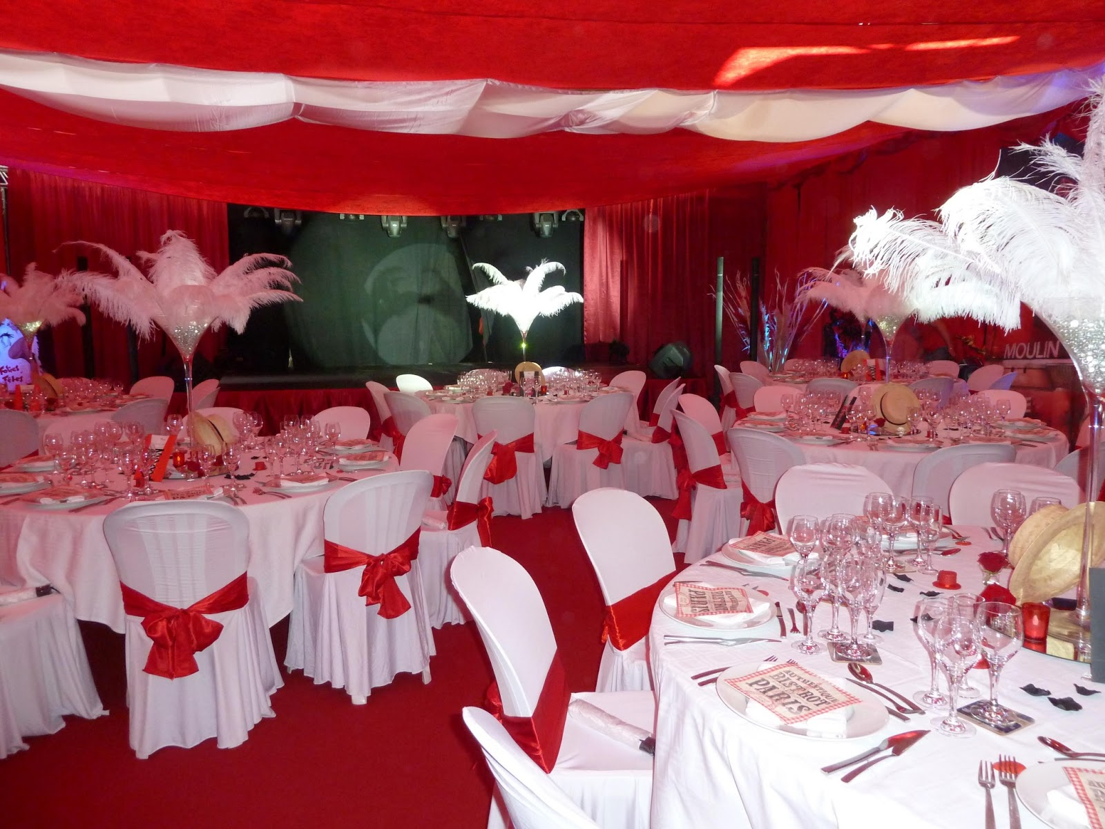 Decoration theme restaurant for Decoration pour salle