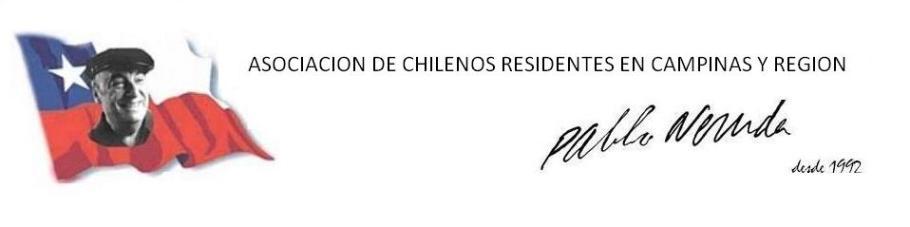 Asociacion de Chilenos Residentes en Campinas y Región Pablo Neruda