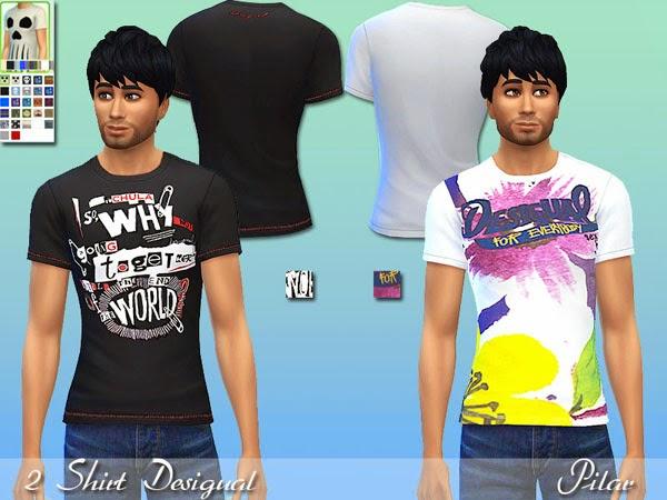 """18-09-2014 """" Camisetas Desigual"""