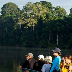 Stance that tourism harms wildlife refuted